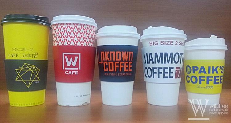 '대용량 커피' 가격 대비 가장 양이 많은 곳은?