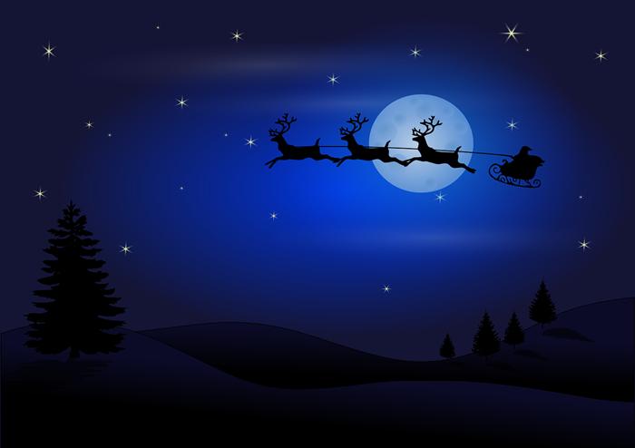 "WIKITREE | ""올해 크리스마스, 38년 만에 보름달 뜬다"""