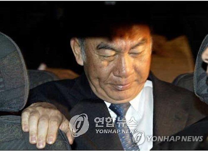 손길승 SKT 명예회장 성추행 입건 후 경찰 강연 논란