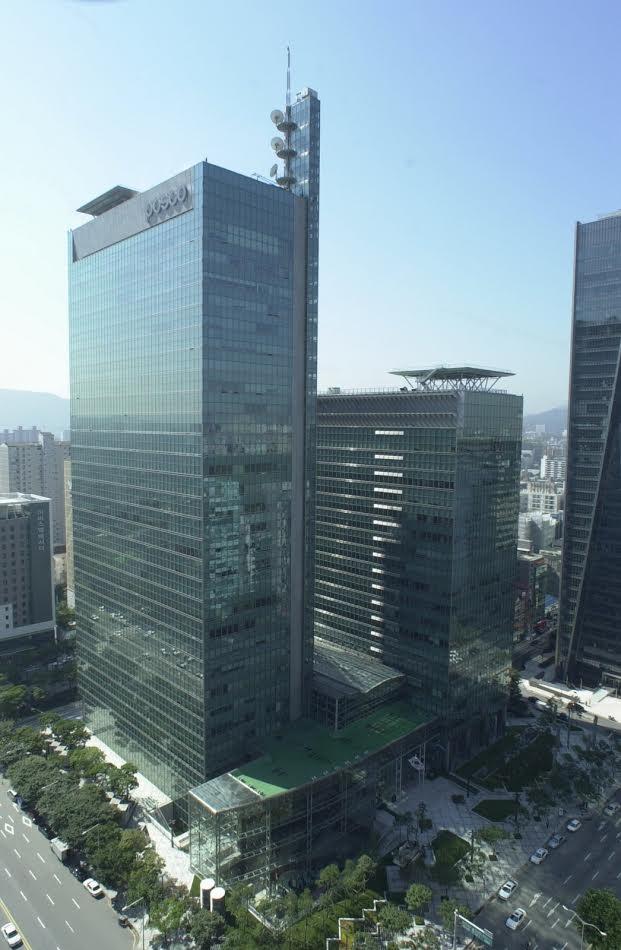 포스코, 다보스포럼 '글로벌 지속가능경영' 국내 최고기업 선정