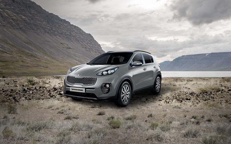 소형 SUV 가격으로 구입하는 준중형 SUV… '스포티지 가솔린' 출시