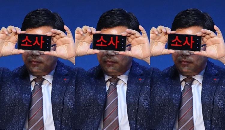 LG 야구팀 감독님의 남다른 'LG 스마트폰' 사랑