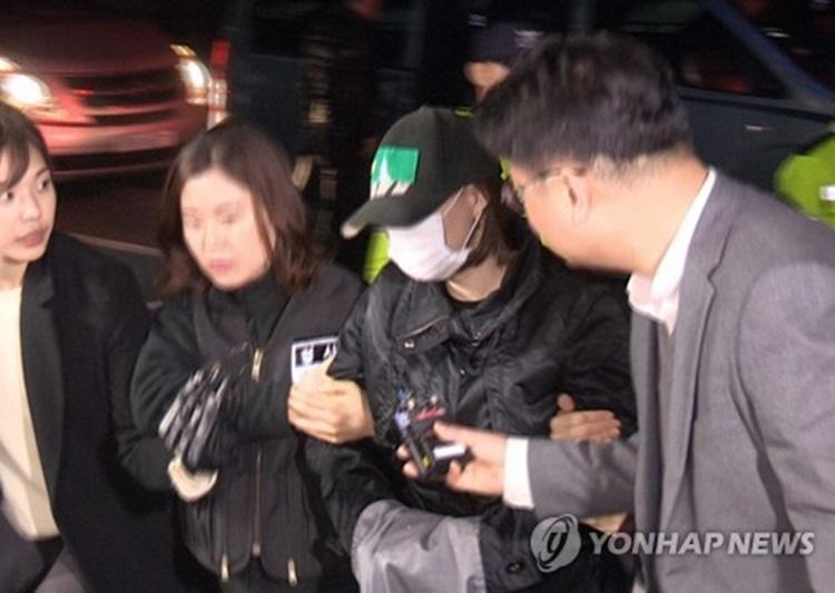 시흥 원룸 '십년지기' 친구 살해 여성