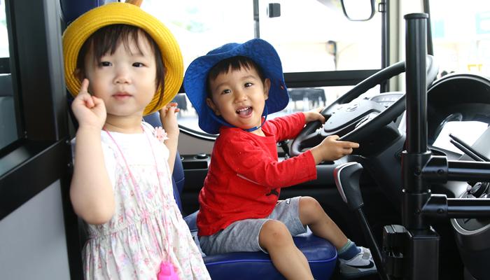 아이들도 좋아하는 '현대 트럭 & 버스 메가페어' 현장을 가봤다