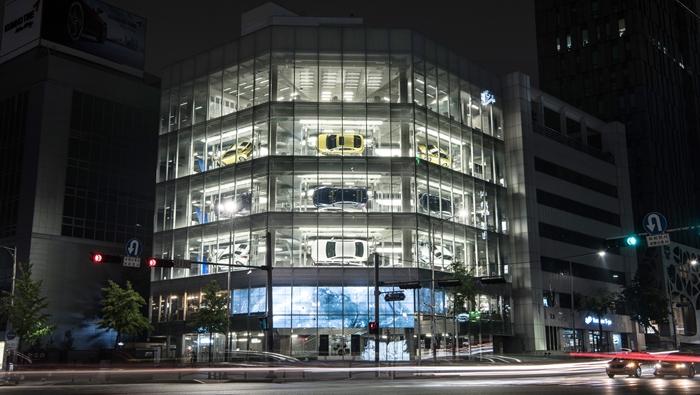 '현대 모터스튜디오 서울', 다니엘 아샴 '침묵 속의 시간' 전시