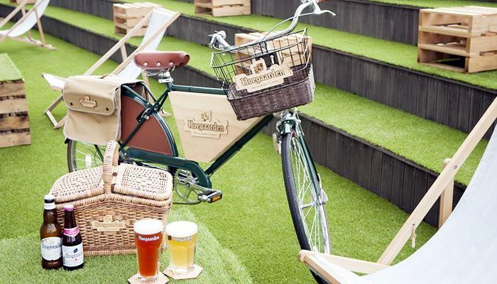 호가든과 함께하는 특별한 '한강 자전거 피크닉'