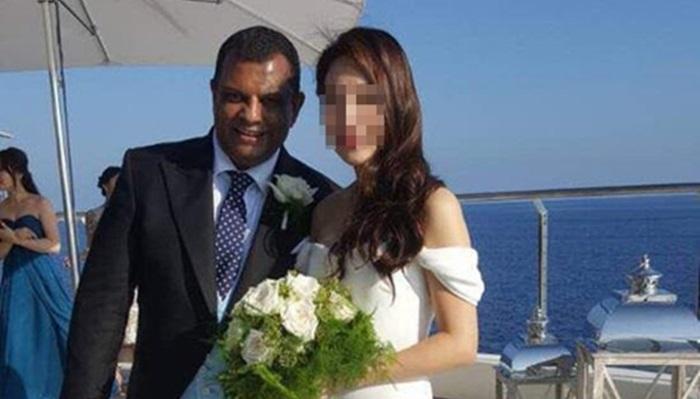 에어아시아 회장, 한국여성과 2년 열애끝 결혼