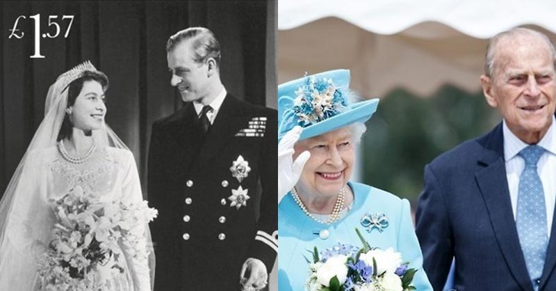 결혼 70주년 맞이하는 엘리자베스 여왕·필립공