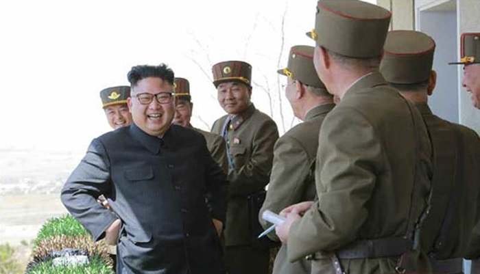 '몸무게 40kg 증가' 김정은 건강 이상설
