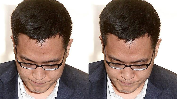 '음주 난동' 후회하며 한화그룹 회장 아들 김동선이 쓴 반성문