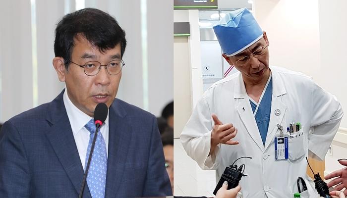 """""""이국종 교수에 사과한다. 하지만…"""" 지난 발언 사과한 김종대 의원"""