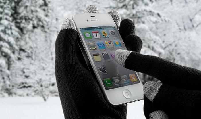 """""""주인보다 추위를 더 타"""" 아이폰 사용자들이 한파시 알아야 할 필수사항"""