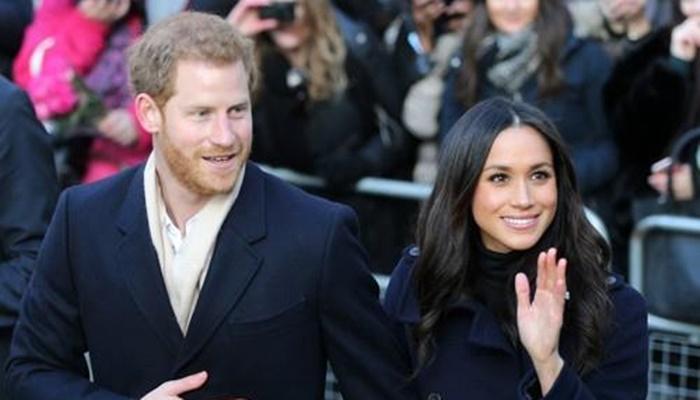 """""""5월의 신부"""" 영국 해리 왕자-마클 내년 5월 19일 결혼식"""