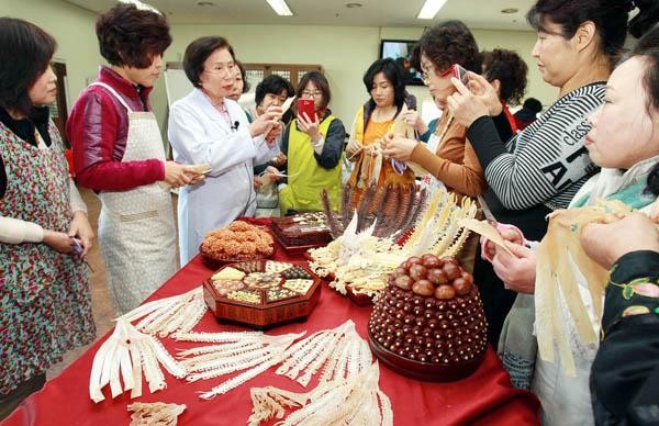 광주 북구, 명인과 함께하는 전통 공예문화․음식 강좌 신청하세요