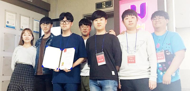 호남대, 한국멀티미디어학회 학부우수논문상 수상
