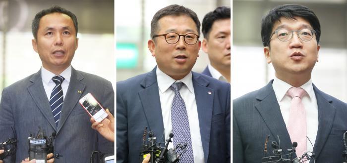낙찰가 3조6183억 5G 주파수 경매 SKT·KT 100㎒ 확보…LGU+ 80㎒폭