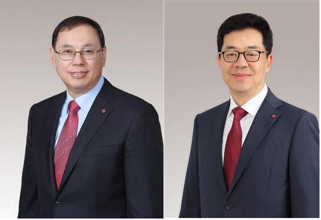 """LG전자 조성진 부회장-박일평 사장, 'IFA 2018' 개막 기조연설…""""AI 전략 소개"""""""