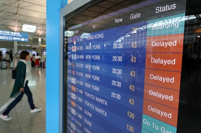 '기내식 대란->기체 결함' 총체적 난국에 빠진 아시아나항공