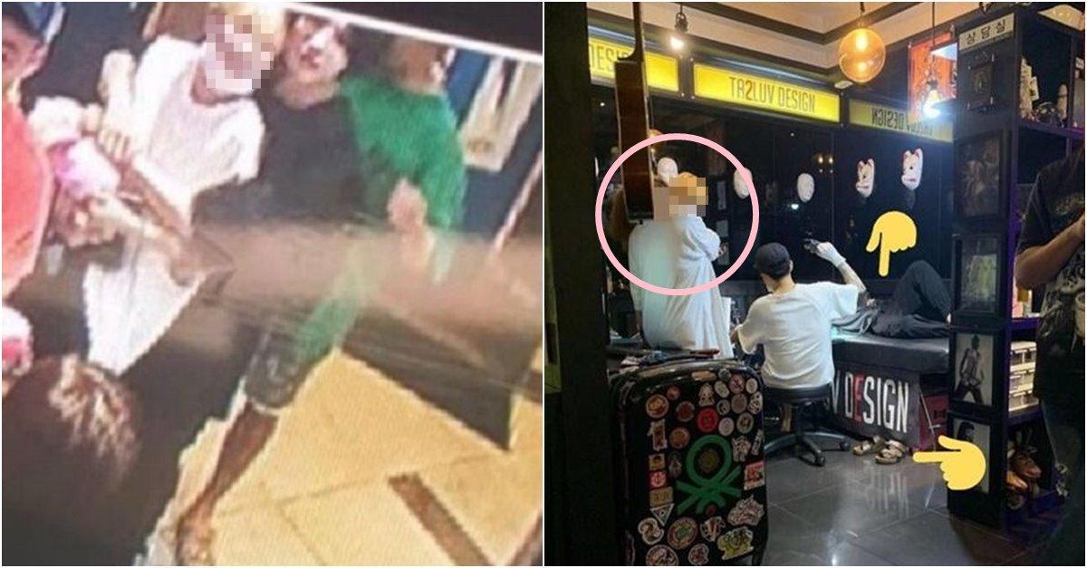 """""""그분도 힘들 것…"""" 해쉬스완이 방탄소년단 정국 걱정하며 한 말"""