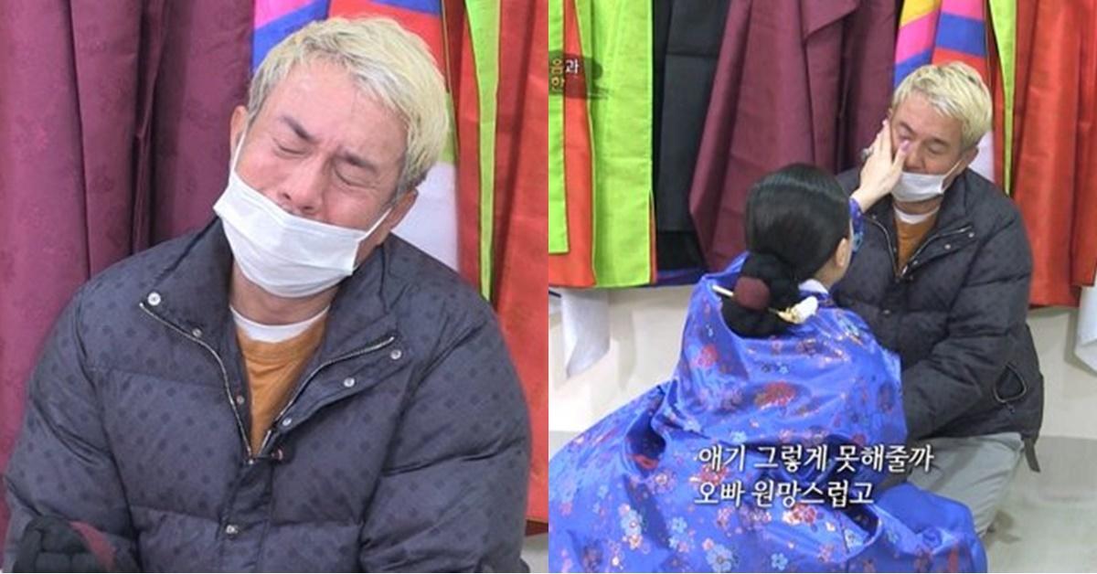 김성수, 2012 년 '살인 사건 묻지마'피해자 전처의 영혼을 달래다