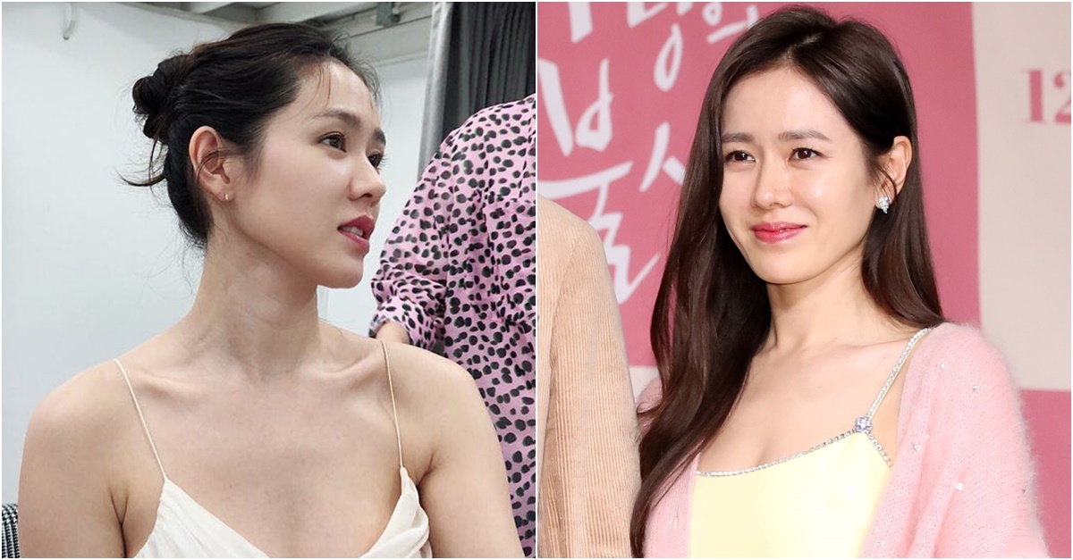 '현빈 ♥'손예진, 달콤한 소식을 발표하자마자 슬픈 상황