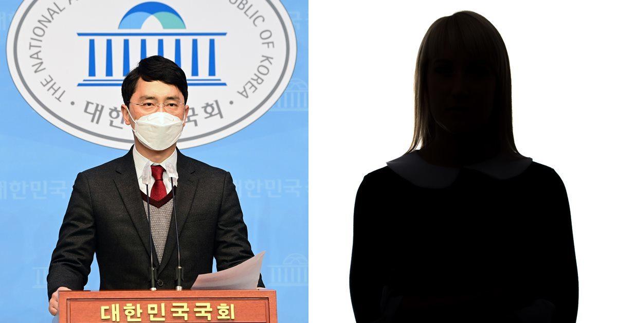 '가세 연'성폭행 혐의 김병욱 의원, 역전 게시물 공개