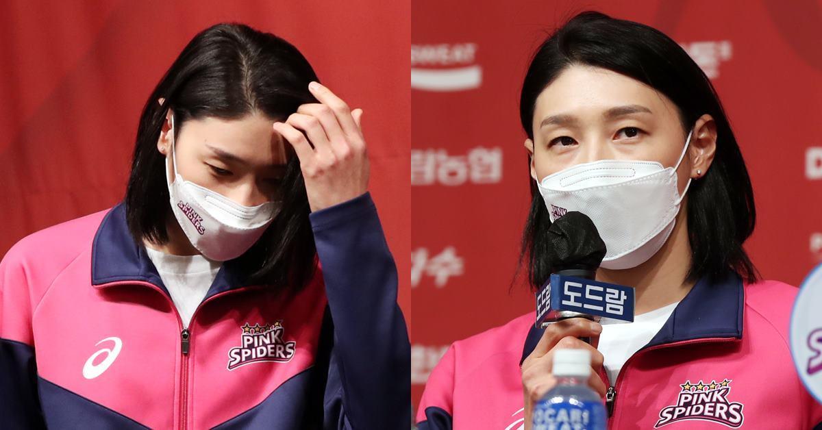 """""""한국에서 배구를 계속할 수 있을까…""""김연경, 의미있는 한마디 남겼다"""