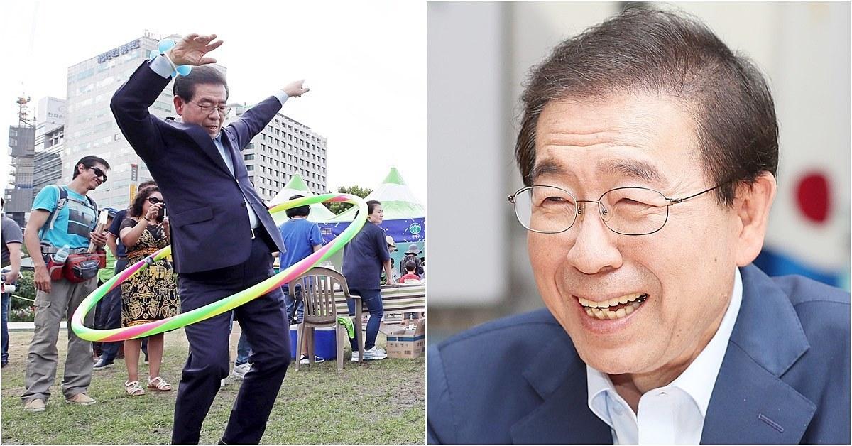 """피해자""""박원순 시장이 속옷 사진을 보내달라고 요청했다"""""""