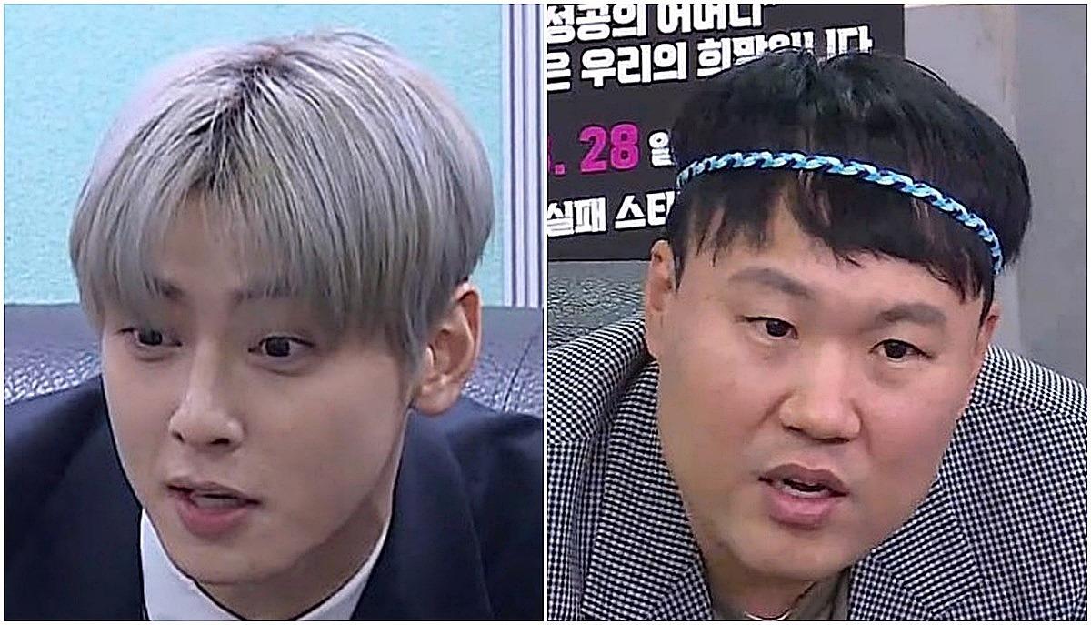 """""""당신은 코미디언…?""""  녹화 사이트를 파괴 한 차은 우의 한마디 (영상)"""